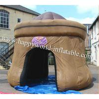 Wholesale Inflatable bubble tent, inflatable house tent from china suppliers