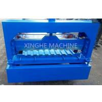 Wholesale Automatic Rolling Shutter Strip Making MachineFor Making Corrugated Sheet from china suppliers