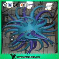 Wholesale 3M LED Lighting Inflatable Bend Star Giant Tentacle Star Event Decoration from china suppliers