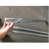 Wholesale Low Carbon Steel Metal Fence Accessories / Metal Ground Spikes For Fence from china suppliers