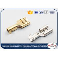 China D6.3B wire harness terminal, automotive brass crimp terminal connectors on sale