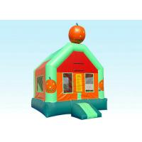 China Funny Cartoon Halloween Inflatable Bounce House / Toddler Bouncy Castle on sale