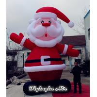 Wholesale Customized 5m Height Christmas Inflatable Santa Claus for Outdoor and Indoor Decoration from china suppliers