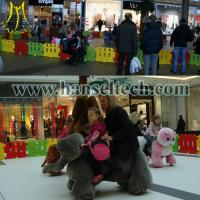 Wholesale Hansel amusement rides on animal toy animal robot for sale from china suppliers