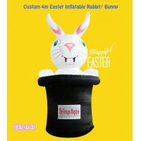 Wholesale Outdoor OEM 4m Cute Easter Inflatable Bunny/ Rabbit from china suppliers