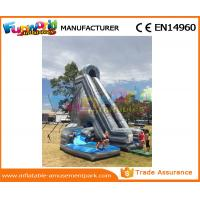 Wholesale Large Hurricane Outdoor Inflatable Water Slides CE Certificated 125x80x80 cm from china suppliers