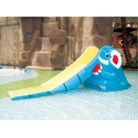 China swimming pool slide elephant water park equipment kids water playground for theme park on sale