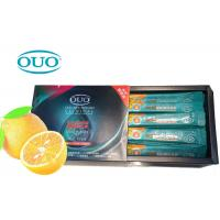 Wholesale Hotel Travel Alcohol Free Liquid Oral Care Mouthwash Orange Flavour Small Size from china suppliers