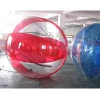 China Environmental Inflatable Water Walking ball for Rental Business , Amusement Park on sale