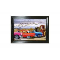 Wholesale Car Design 3D Lenticular Pictures / Transparence  Lenticular 3D Image from china suppliers