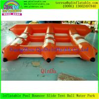 Buy cheap Aqua Park Games Flying Fish Boat for Water Sports Equipment Fly Fishing Tube from wholesalers