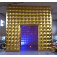 Wholesale 5m Promotional Inflatable Cube Tent for Advetisement from china suppliers