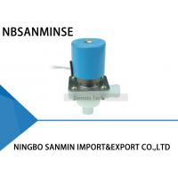 Quality SMLC Series Water Dispenser Plastic Magnetic Solenoid Valve Normally Closed 2 for sale