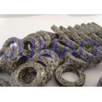 China High Pressure Knitted Wire Mesh Tape , Car Washer Gas Liquid Knitted Wire Mesh on sale