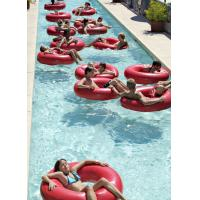 Wholesale 150m - 200m Length Water Park Lazy River , Artificial Circulation River / Drifting River from china suppliers