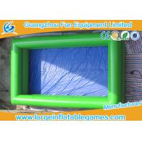 China Double Layers Inflatable Swimming Pool For Adults With OEM ODM Service on sale
