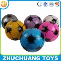 Wholesale 1 dollar retail printed soccer ball toys store items from china suppliers