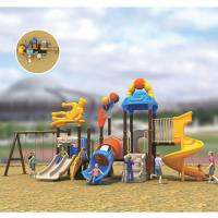 Buy cheap outdoor play centre equipment backyard play equipment for toddlers from wholesalers
