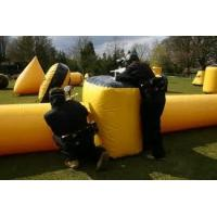 Wholesale Inflatable Paintball Bunker BUN29 with 110V or 220V 680W Air Pump  from china suppliers