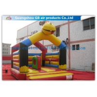 Wholesale Monkey Theme Inflatable Jumping Bouncer Castle For Children Playing Colorfully from china suppliers