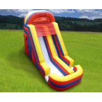 Wholesale Outdoor Inflatable Slide from china suppliers
