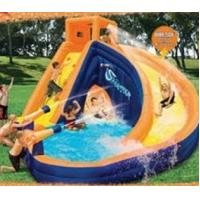 Wholesale OEM / ODM 0.45mm - 0.90mm PVC Tarpaulin Inflatable Water Park Equipment For Kids from china suppliers