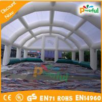 Quality giant inflatable tennis tents/Inflatable Building tent for sale