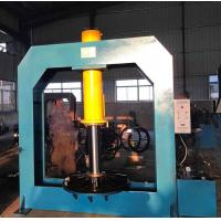 Wholesale 220V 380V 240 Ton Forklift Tire Press Machine For 24 / 25 Inches Max Size Tire from china suppliers
