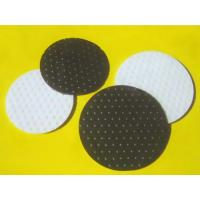 Light Weight PTFE  Sheet , Non-Flammable Black PTFE Slide Bearing