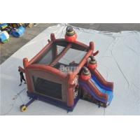 Custom Made Commercial Kids Inflatable Halloween Bounce House For Party , Event