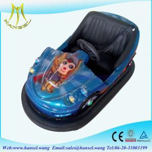 Wholesale Hansel fast profits amusement park rides kids battery bumper car from china suppliers