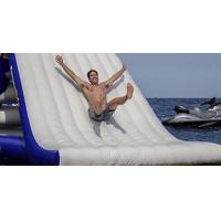 China Durability Inflatable Water Slide For Kids , Non-Rotting Yacht Slide on sale