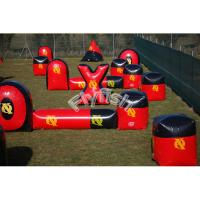 Wholesale inflatable paintball field from china suppliers