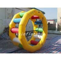 Wholesale Silk Print Quality Inflatable Water Ball for Water Filled Lawn Roller from china suppliers
