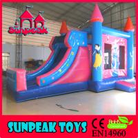 Wholesale COM-143 Snow White Girls Inflatable Jumping Bouncer from china suppliers