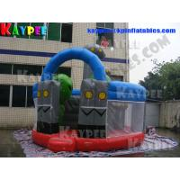 Wholesale Alien Combo inflatable jumper bouncy castsle Inflatable Bouncer Castle KBO134 from china suppliers