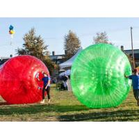 Wholesale Adults Inflatable Outdoor Games Waterproof Body Zorbing Ball For Grass from china suppliers