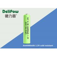 Wholesale Light Weight 900mah Low Temperature Rechargeable Batteries AAA from china suppliers