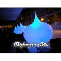 Wholesale Decorative Inflatable Light Cone for Party and Wedding Decoration from china suppliers