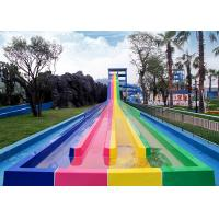 Wholesale Adult Extremely Stimulated Fiberglass Water Slide / Indoor Park Equipment from china suppliers