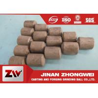 Wholesale Low Breakage grinding cylpebs low OR high cr steel grinding media from china suppliers