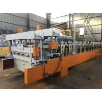 Wholesale Roof And Wall Panel Glazed Tile Roll Forming Machine PLC Control 5.5 KW Motor from china suppliers