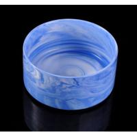 Wholesale 580ml Ceramic Candle Holder , personalized Marble Candle Container from china suppliers