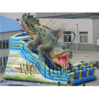 China 2014 large inflatable slide on sale !!! on sale