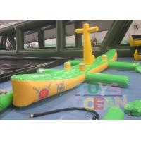 Wholesale Kids Inflatable Water Toys For Lake / Inflatable Outdoor Games For Rent from china suppliers