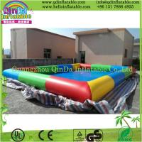 Wholesale Guangzhou QinDa High Quality PVC Inflatable Swimming Pool for Sale from china suppliers