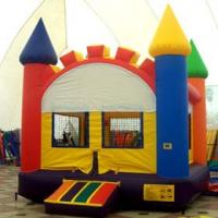 Wholesale Commercial Airflow Inflatable Bouncy Castle with 0.55mm PVC Tarpaulin For Party YHCS 036 from china suppliers