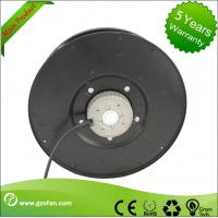 Wholesale Industrial EC Motor Fan , Centrifugal HVAC Fans Cooler 310 mm Diameter from china suppliers