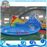 Buy cheap Inflatable Water Park Water Amusement Park Outdoor Amusement Park Water Games from wholesalers