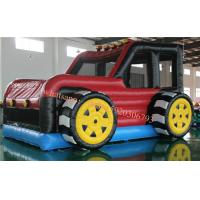 Wholesale monster truck bounce house tractor bounce house fire truck inflatable bounce house inflatable halloween bounce house from china suppliers
